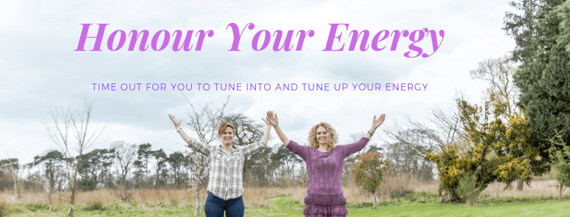 Honour Your Energy Monthly Circle for busy women, Ruthy Doolittle, Sam Selby, Colchester, Essex, UK