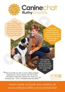 Ruthy Doolittle and Canine Chat