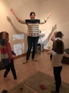 Fun activities for the kids at Earth School Club