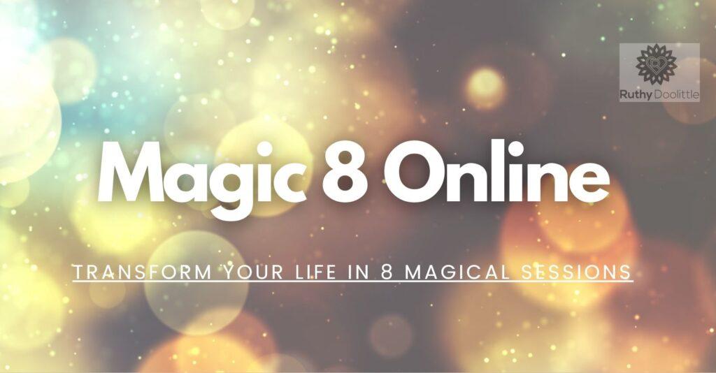 Magic 8 Online Course