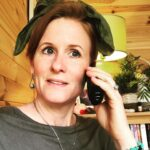 Ruthy Doolittle on the phone, book a call with me today