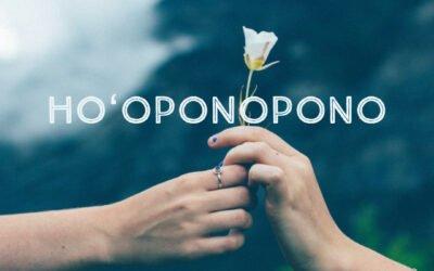 Have you heard of Ho'oponopono?